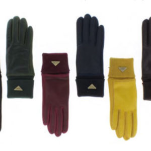 guantes puno combinado