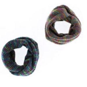 bufanda cuello jaspeado