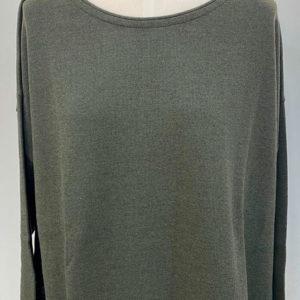 jersey verde brillo lados