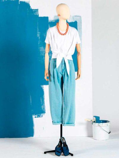 jeans azul H2O