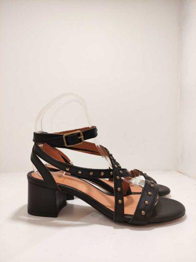 sandalia chiara negro