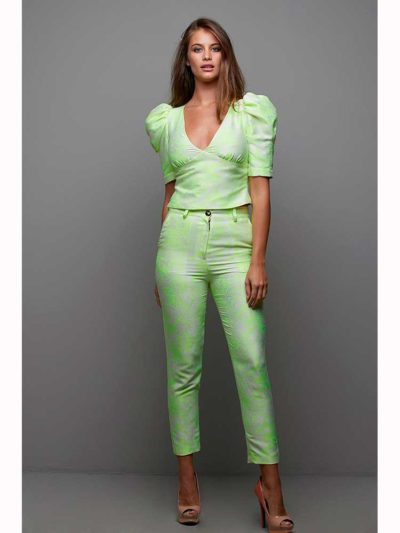 pantalon pinas fluor