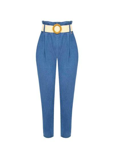 pantalon cinturon rinascimiento
