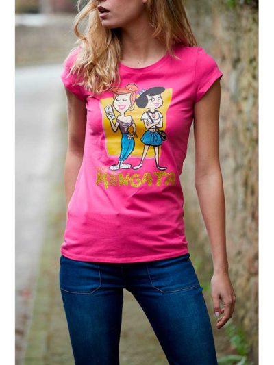 Camiseta vilma y betty