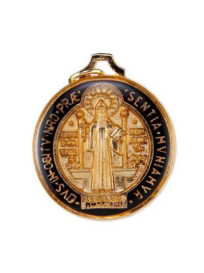 medalla esmaltada