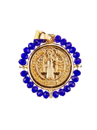 san benito medalla